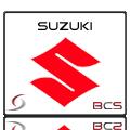 marka logo suzuki